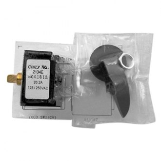 BATTERY DOCTOR 20303 Momentary Push-on Button Switch,Black