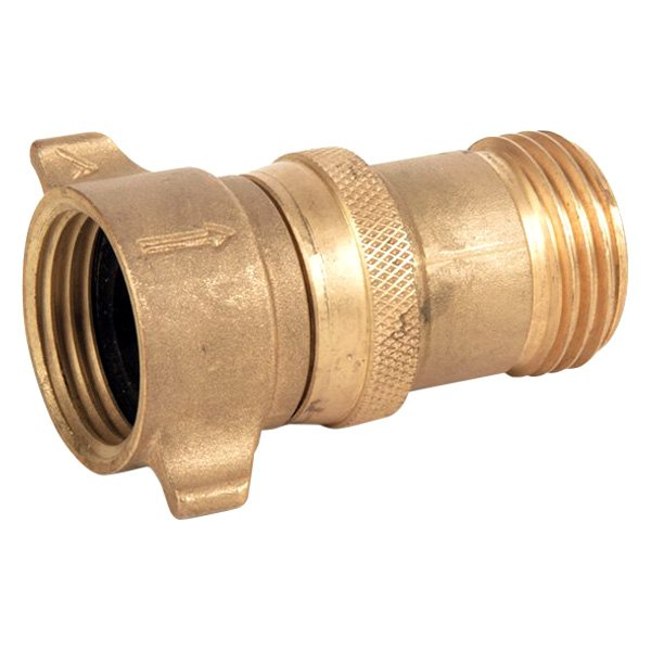 Camco 40052 Brass Water Pressure Regulator 3 4 Fpt X 3 4 Mpt Camperid Com
