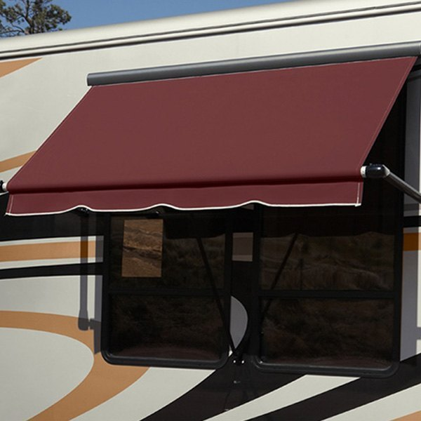 Carefree® - Replacement 3'Ext  Solid Window Awning Fabric