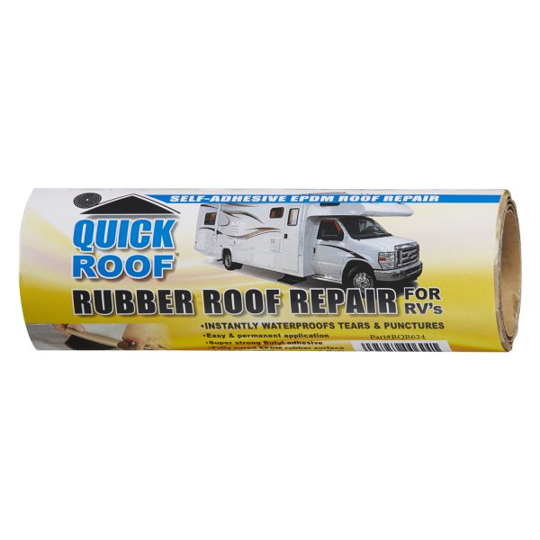 Cofair Products® RQR624 - Quick Roof Patch Kit