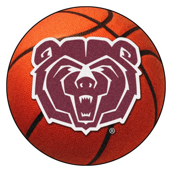Fanmats 3401 Missouri State University 27 Dia Nylon Face Basketball Ball Floor Mat With Bear Logo Camperid Com