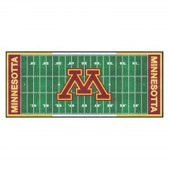 University of Montana Football Field Runner 30x72 Fan Mats Area Rug