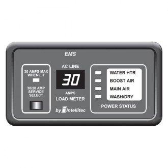 intellitec� - power management system monitor display panel
