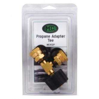AP Products ME22YP Propane Y Adapter