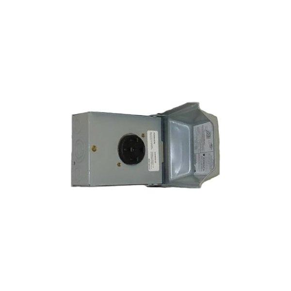 50 Amp Receptacle >> Midwest Electric Pr54u 50 Amp Receptacle