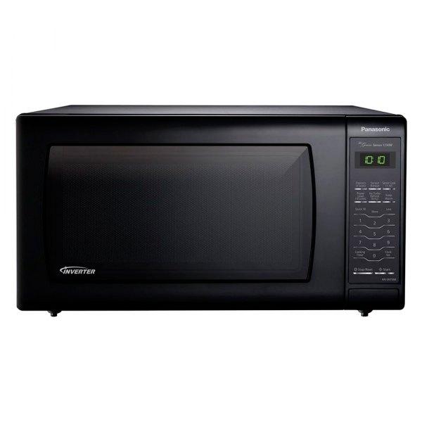 Panasonic® - 1.6 cu.ft 1250W Countertop Microwave with ...
