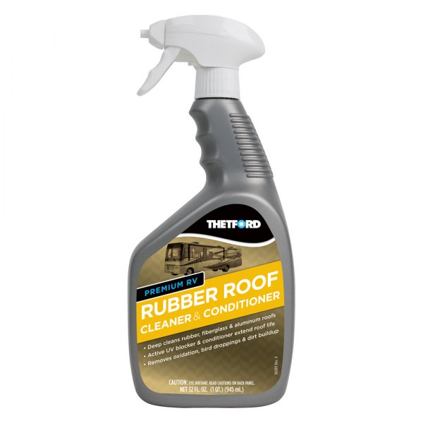 Thetford 174 32512 Premium 32 Oz Rubber Roof Cleaner With